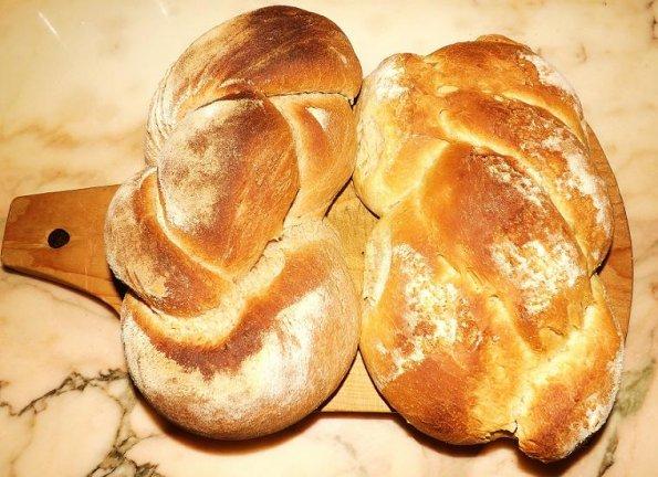 | galleria di montiemaresalus | ricette senza latte e uovo | pane